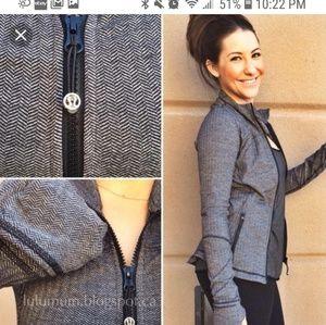 Lululemon Herringbone Forme jacket